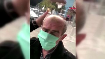İstancul'da utandıran görüntü