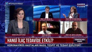 Türkiye'nin Nabzı - 23 Mart 2020 (Koronavirüs nasıl tespit ediliyor; hangi ilaç tedavide etkili?)