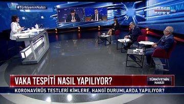 Türkiye'nin Nabzı - 25 Mart 2020 (Koronavirüs testleri kimlere, hangi durumlarda yapılıyor?)