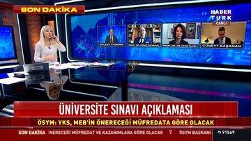 Son dakika haberi Üniversite Sınavı açıklaması!