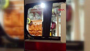 İstanbul'da koronavirüs vakasına giden 112 ekibi dehşeti yaşadı