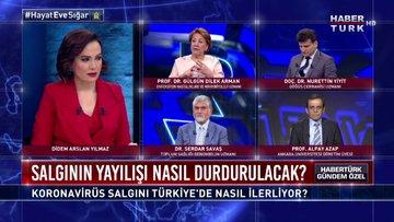 Habertürk Gündem Özel - 30 Mart 2020 (Koronavirüs salgını Türkiye'de nasıl ilerliyor?)