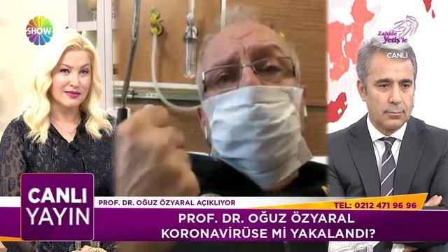Prof. Dr. Oğuz Özyaral'ın sağlık durumu nasıl?