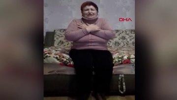 Ukrayna'da koronavirüs bulaştıran kadın af diledi!