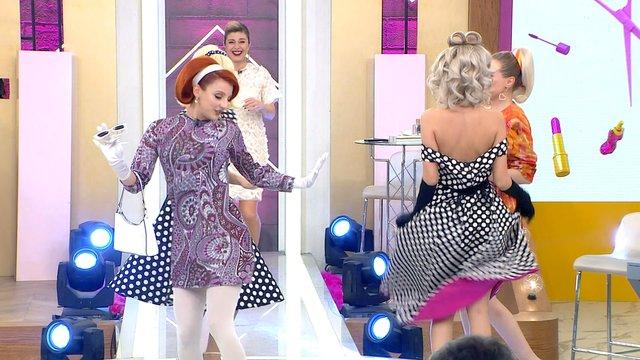 Kuaförüm Sensin'de dans şov!
