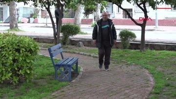Emekli antrenör, 'Hırvat kadın asker'in oyununa gelmedi