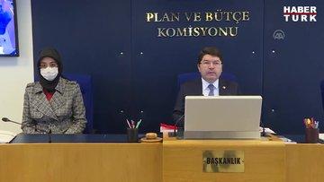 TBMM Adalet Komisyonunda infaz düzenlemesinin görüşmelerine başlandı