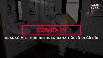 Milli Savunma Bakanlığı'ndan Covid-19 paylaşımı