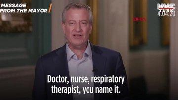 New York'ta sağlık çalışanı sıkıntısı
