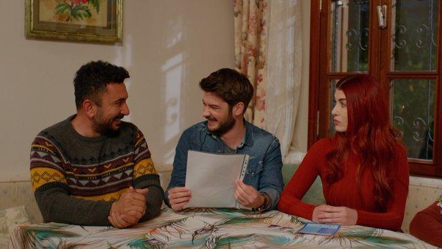 Kadıoğlu ailesinde mal dağılımı!