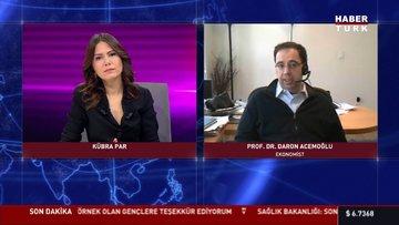Prof. Dr. Daron Acemoğlu Açık ve Net'te soruları yanıtladı