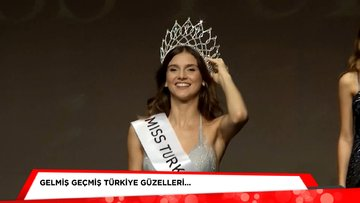 Gelmiş geçmiş Türkiye güzelleri!