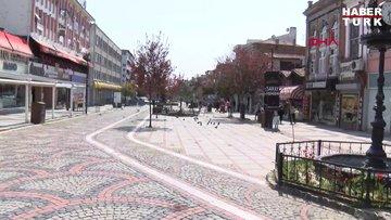 Edirne'de 'Terlik almaya gidiyorum' diyen kadın Emniyet Müdürü'nü kızdırdı