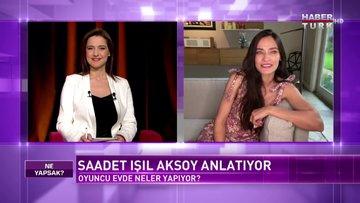 Ne Yapsak - 12 Nisan 2020 (Saadet Işıl Aksoy, Prof. Dr. Selçuk Özdemir)