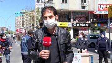Diyarbakır'da, yasağın ardından hareketlilik