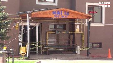 Bina görevlisi ve ailesinde koronavirüs tespit edildi, apartman karantinaya alındı