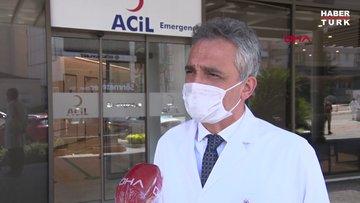 Koronavirüsü yenen hekimler konuştu: Belirti yoktu, tomografide görüldü