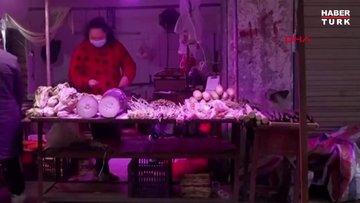 Vuhan'da deniz ürünleri pazarları tekrar açıldı
