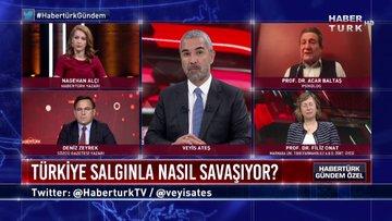 Habertürk Gündem Özel - 13 Nisan 2020 (Türkiye koronavirüs salgınıyla nasıl savaşıyor?)