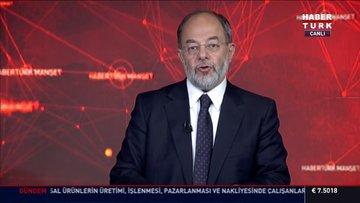 Eski Sağlık Bakanı Recep Akdağ Habertürk TV'ye açıklamalarda bulundu