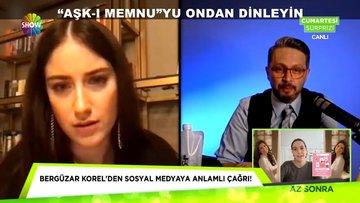 Aşk-ı Memnu'yu Hazal Kaya anlattı!