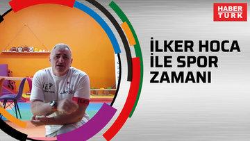 İlker Hoca ile Spor Zamanı 15. bölüm