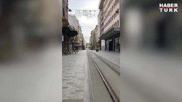 Bomboş İstiklal Caddesi