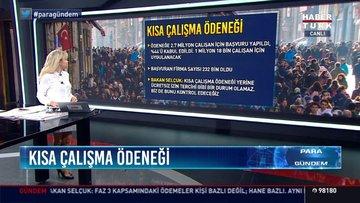 Bakan Selçuk: Kısa Çalışma Ödeneği'nde başvurular 3 milyon çalışanı aştı