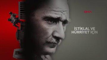 Şentop, Meclis'in açılışının 100'üncü yılı videosunu paylaştı