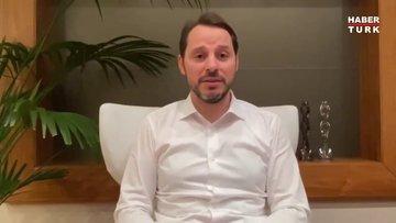 Hazine ve Maliye Bakanı Berat Albayrak'tan gençlere mesaj