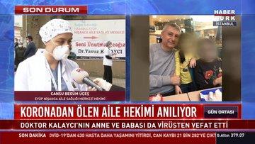 Koronadan hayatını kaybeden Dr.Yavuz Kalaycı, anıldı