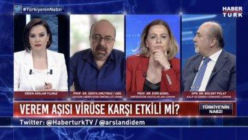 Türkiye'nin Nabzı - 20 Nisan 2020 (Aşı ve ilaç çalışmaları hangi aşamada?)