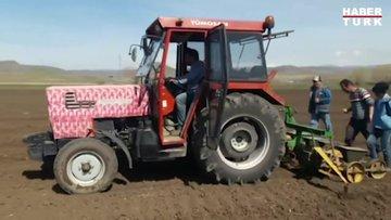 Türkşeker'den hububat için sözleşmeli tarım uygulaması
