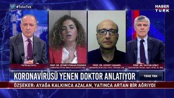 Teke Tek - 21 Nisan 2020 (Koronavirüs salgınında Türkiye hangi noktada?)