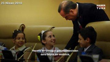 Cumhurbaşkanı Erdoğan'dan mesaj