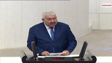 MHP Genel Başkan Yardımcısı Yalçın'dan açıklamalar