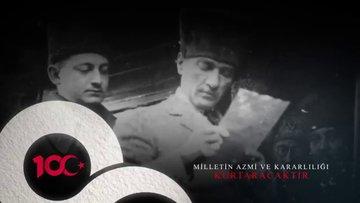 Cumhurbaşkanı Erdoğan'dan '100. yıl' paylaşımı