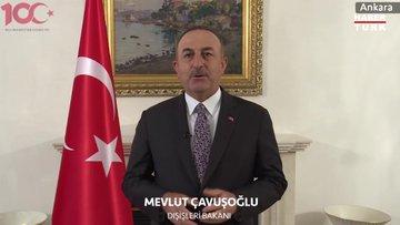 Dışişleri Bakanlığından 23 Nisan videosu