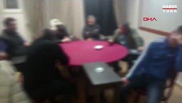 Ümraniye ve Ataşehir'de açık kahvehanelere operasyon