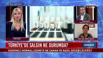 Para Gündem - 24 Nisan 2020 (Türkiye'de salgın ne durumda; hayat ne zaman, nasıl normalleşecek?)