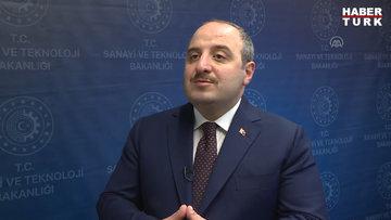 Bakan Varank, yerli yoğun bakım solunum cihazının üretim sürecini anlattı