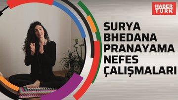 Surya Bhedana Pranayama nefes açma çalışmaları