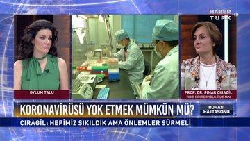 Burası Haftasonu - 25 Nisan 2020 (Koronavirüsü yok etmek mümkün mü?)