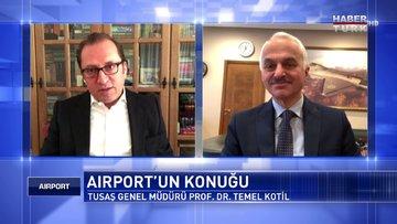 Airport - 26 Nisan 2020 (Covid-19 sonrasında seyahatte neler değişecek?)