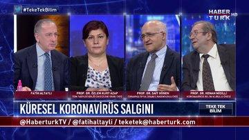 Teke Tek Bilim - 26 Nisan 2020 (Türkiye ve dünyadaki koronavirüs aşı çalışmaları hangi aşamada?)