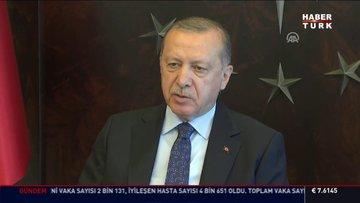 Cumhurbaşkanı Erdoğan: Tedbirleri uygulamaya devam etmemiz gerekiyor