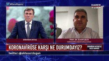 Gece Raporu - 27 Nisan 2020 (Türkiye'deki vaka durumu nasıl?)