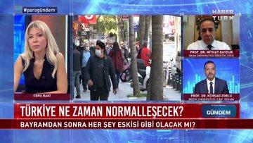 Para Gündem - 28 Nisan 2020 (Türkiye iyileşiyor mu, kademeli normalleşme ne zaman başlar?)