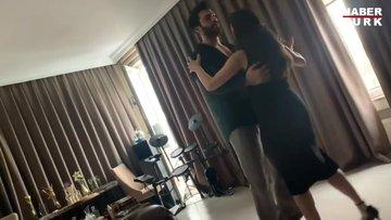 Can Yaman ile annesinden tango şov!