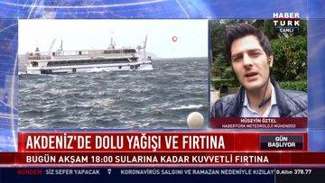 Türkiye sağanağın etkisi altında